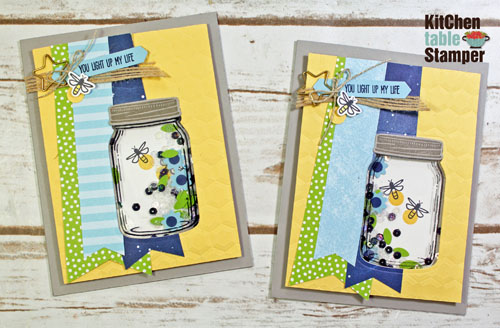 Jar Of Love Shaker Card Tutorial May 2019 Paper And Ink Cards Series 4 Of 4