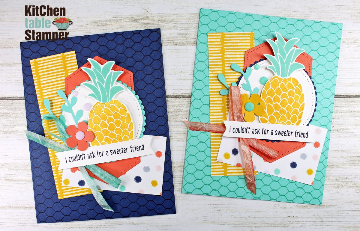 Stampin' Up! Cute Fruit